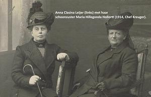 Volop activiteiten rond Anna Clasina Leijer