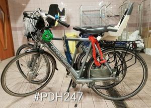 Gezocht: eigenaar van deze twee fietsen