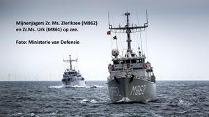 Eerste stap vervanging M-fregatten