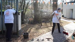 Vogelasiel opgefrist dankzij NL Doet