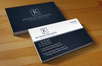 60 Serious Professional Investment Business Card Designs ...