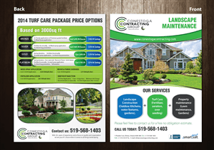 high end landscaping & service