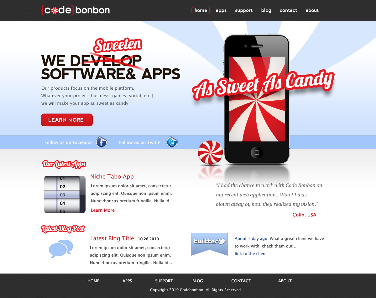 web design by fielding