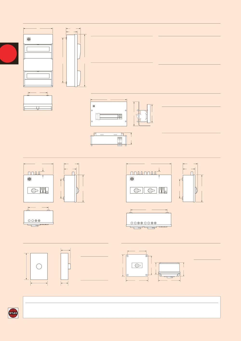 medium resolution of wylex consumer unit wiring diagram