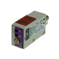 QXC/A0-2F - Photo-Electric Switch Block, Retro-Reflective, M8 Plug, DC NO PNP/NPN, Sn=4M, ABS Body, 90 Degree Optic Img1