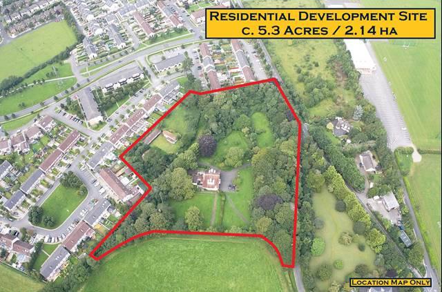 Residential Development Site C. 5.3 Acres, Hazelhatch Road, Celbridge, Co. Kildare