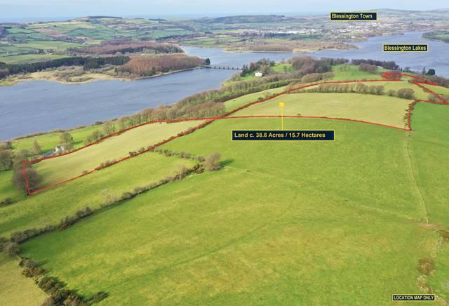 Land C. 38.8 Acres, Baltyboys, Blessington, Co. Wicklow