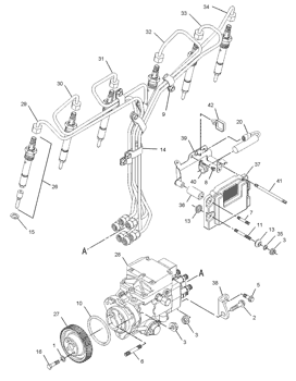 Cat 3056e Injection Pump Timing