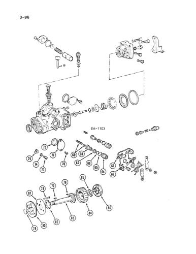 Miscella: Bosch Injection Pump Diagram