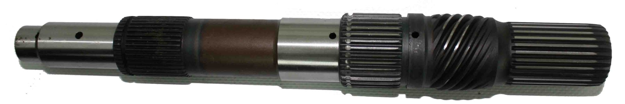 hight resolution of the one piece gm 700r4 output shaft used in this kit is made out of 4340 alloy steel this output shaft is manufactured with the highest quality materials