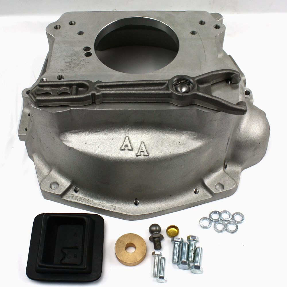 hight resolution of 712571 jeep amc 6 cyl v8 to the gm sm465 1993 95 gm nv4500 truck 4 speed adapter bellhousing kit 712571