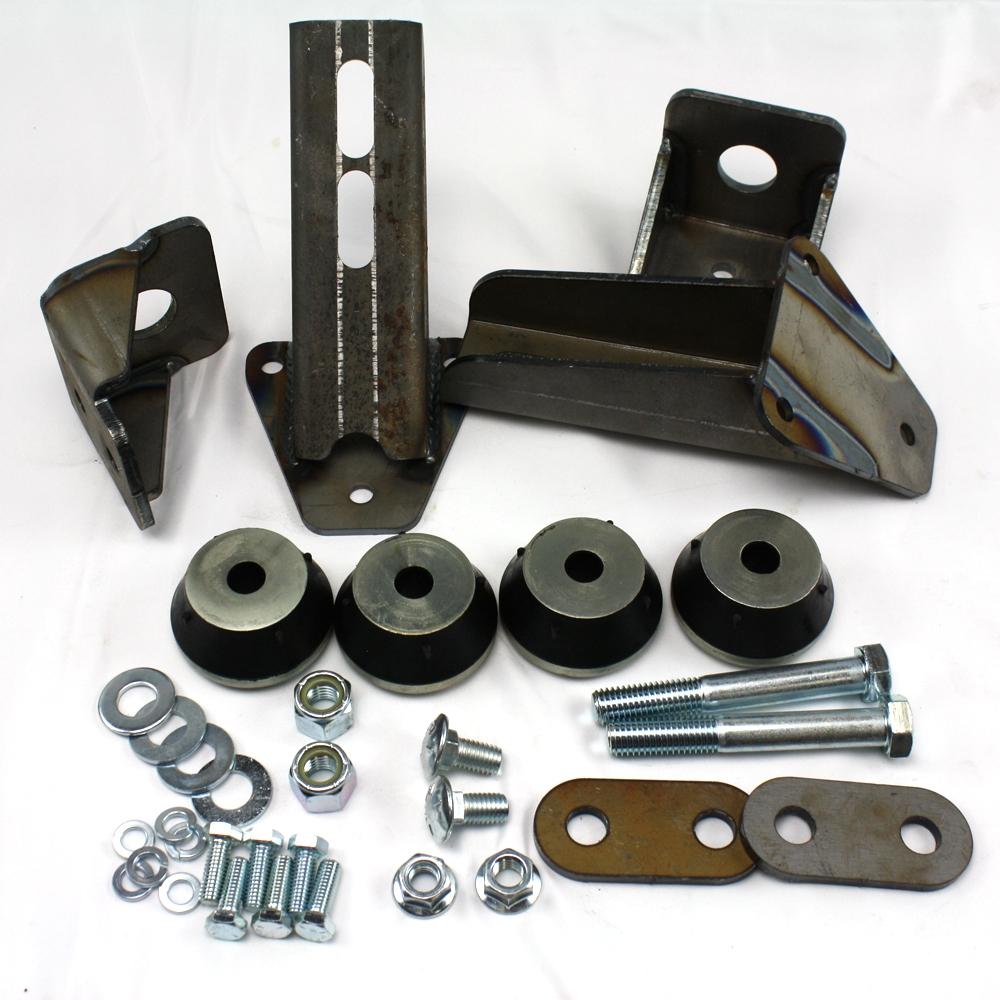 hight resolution of 713007 chevy v8 4 3l v6 engine mount kit 713007