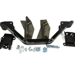 713091 chevy v8 engine replacing 6 cyl mount kit 713091  [ 1000 x 1000 Pixel ]