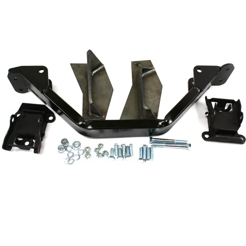 small resolution of 713091 chevy v8 engine replacing 6 cyl mount kit 713091