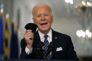 Biden hits the latest milestone in the vaccine and pushes everyone