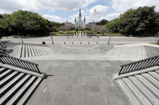 Increased testing in New Orleans is revealing more people have been infected with the disease