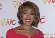Gayle King Says It 'Makes her Happy' to Know Friend Meghan Markle and Prince Harry's 'Fairy Tale' is Continuing in LA and Insists Oprah Didn't Arrange for them to Live in Tyler Perry's Home