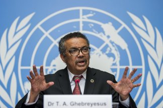 Despite criticism of the U.N. health agency by the Trump administration, many health policy experts have praised Tedros Adhanom Ghebreyesus' handling of the coronavirus outbreak