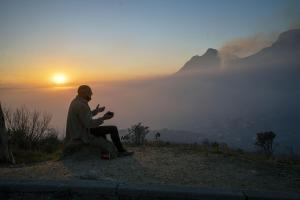 Cape Town forest fire widely contained, damage assessed