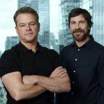 Matt Damon And Christian Bale Joke About Filming Silliest Fight Scene In Ford V Ferrari Glbnews Com