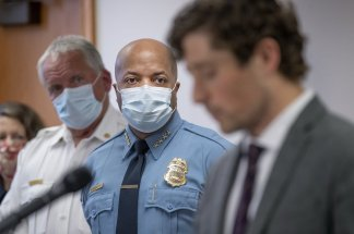 Minneapolis police chief Medaria Arradondo took position at a time when there was distrust in the police force; he now struggles to regain that trust with the past events surrounding George Floyd's murder