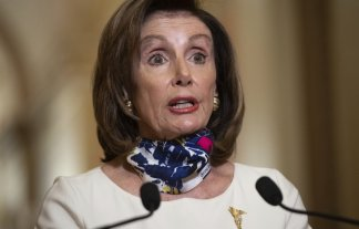 """""""We must think big, for the people, now,"""" Nancy Pelosi said as she unveils  trillion virus bill"""