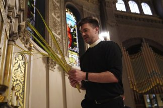 An Easter like none other; Virus alters Holy Week celebration worldwide but not the spirit