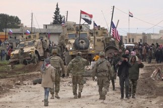 Syria: US troops open fire on locals in northeast, killing 1