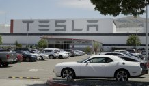 Elon Musk defies state orders and restarts his San Francisco Bay Area factory despite being told not to by the county Health Department