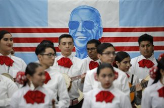 Bernie Sanders' strength among Latinos propelled his presidential run; Joe Biden has a chance to make up ground with Latinos if he hopes to defeat Donald Trump