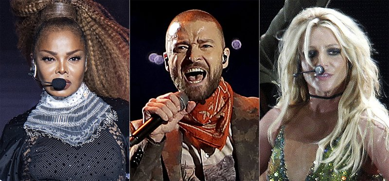Image result for Timberlake apologizes to Britney Spears and Janet Jackson