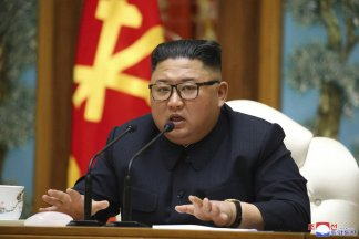 Unconfirmed reports described North Korean leader Kim Jong Un in fragile condition after heart surgery