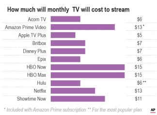 """The demand for streaming services is going to increase exponentially,"" analyst Dan Ives says"