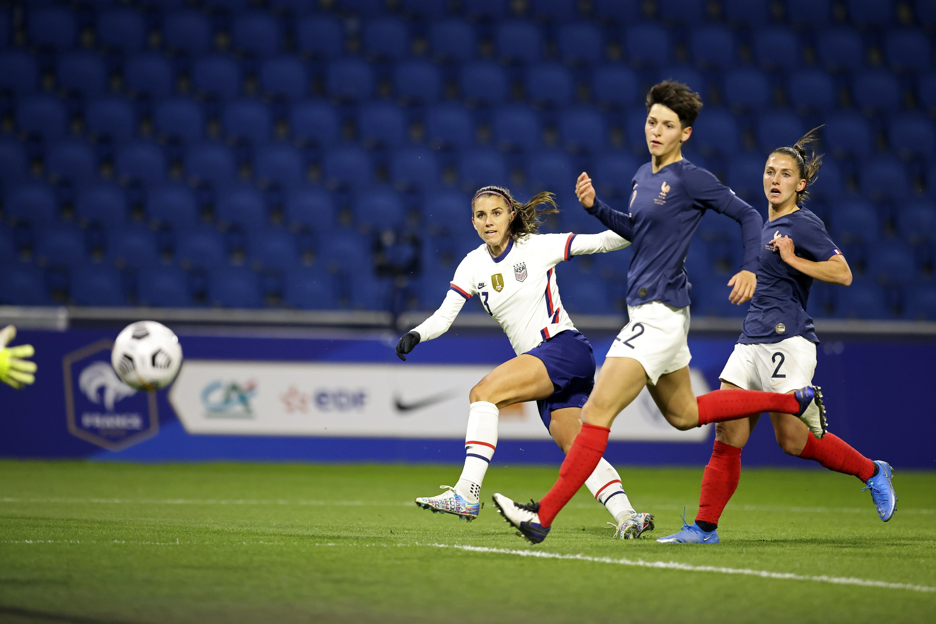 How much do you know about the college foo. Us Women Soccer Players Appeal Decision Against Equal Pay