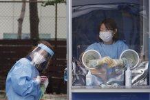 Report from South Korea on the coronavirus