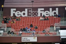 Title sponsor of the Washington Redskins' stadium wants the NFL team to change its name