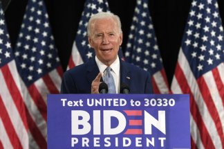 Joe Biden supports the urgent need for police reform but without stripping police funding