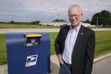 USPS  warns that ballots may not be delivered on time