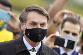 Brazil's president Jair Bolsonaro refuses to accept any responsibility for the coronavirus crisis, casting blame on mayors, governors, the health minister, and the media