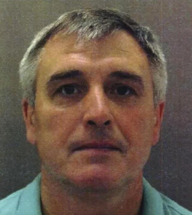This is a photo provided by the Metropolitan Police on Tuesday, Sept. 21, 2021 of Sergey Fedotov. British police said Tuesday, Sept. 21, 2021 they are charging a third Russian suspect in the 2018 nerve agent attack on a former Russian agent in England. Scotland Yard said prosecutors believe there is sufficient evidence to charge a man known as Sergey Fedotov with conspiracy to murder, attempted murder, possessing and using a chemical weapon, and causing grievous bodily harm. Former Russian spy Sergei Skripal and his daughter, Yulia, were targeted in a nerve agent attack in 2018 in Salisbury, England. (Metropolitan Police via AP)