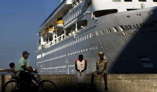 Dominican Republic turns back cruise ship amid virus fears