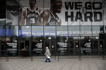 Kevin Durant and three other Brooklyn Nets Players have tested positive for the new coronavirus
