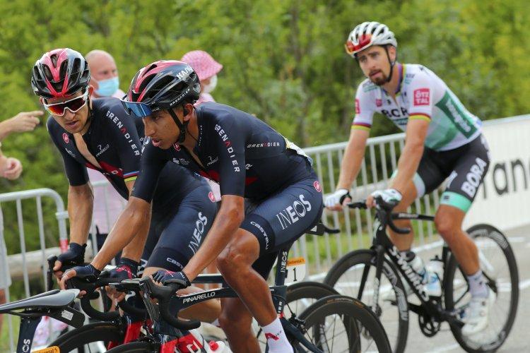 Defending champion Egan Bernal withdraws from Tour de France