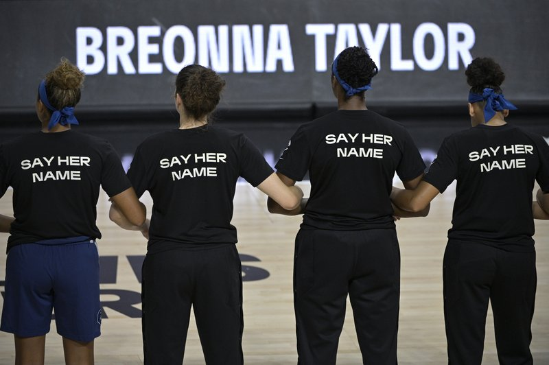 Louisville has settled Breonna Taylor's wrongful death lawsuit for  million