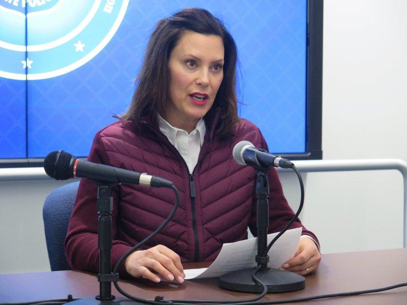 Gov. Whitmer closes all Michigan schools amid COVID-19 scare