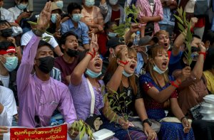Why is Facebook banning Myanmar's military pages?