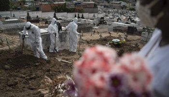 As virus cases surge, Brazil starts to worry its neighbors
