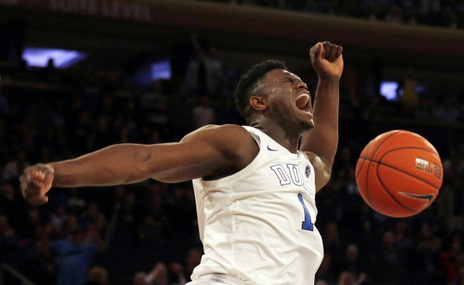 Duke Remains No 1 In Ap Top 25 Poll Kentucky Rises To 13th