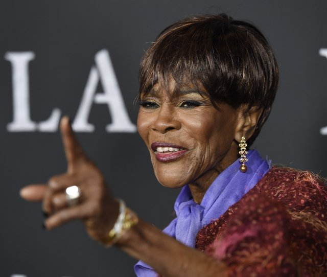 Years After Her Nomination Cicely Tyson Gets Her Oscar