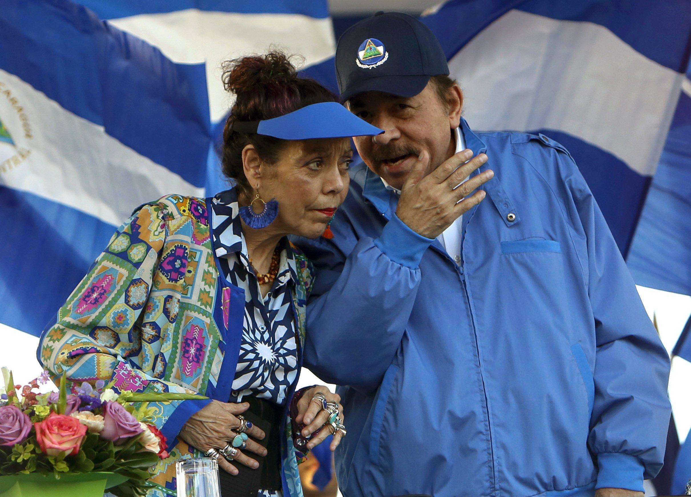 La Eurocámara reclama 'sanciones' contra el gobierno de Nicaragua